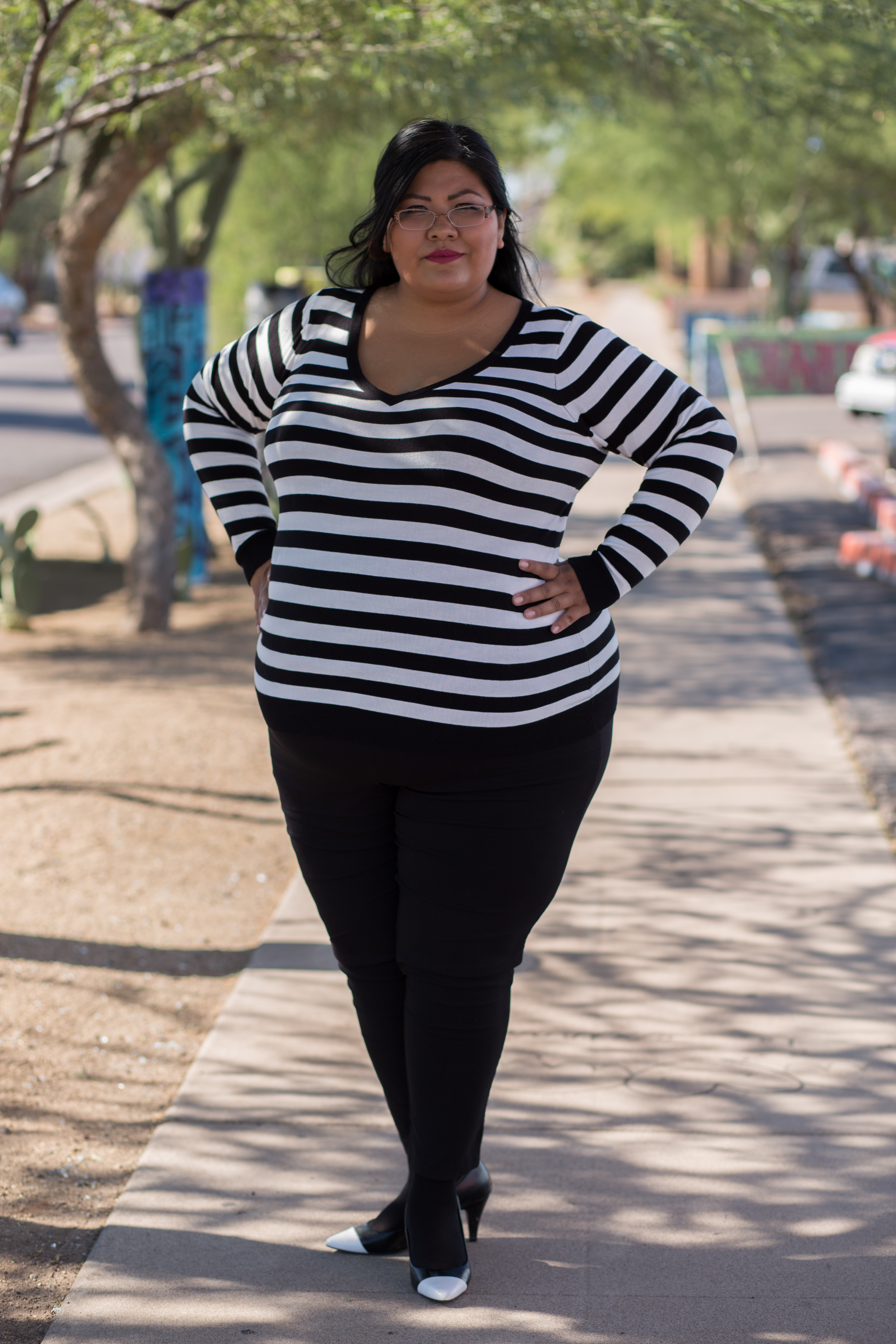 Fashion for fat girl 43