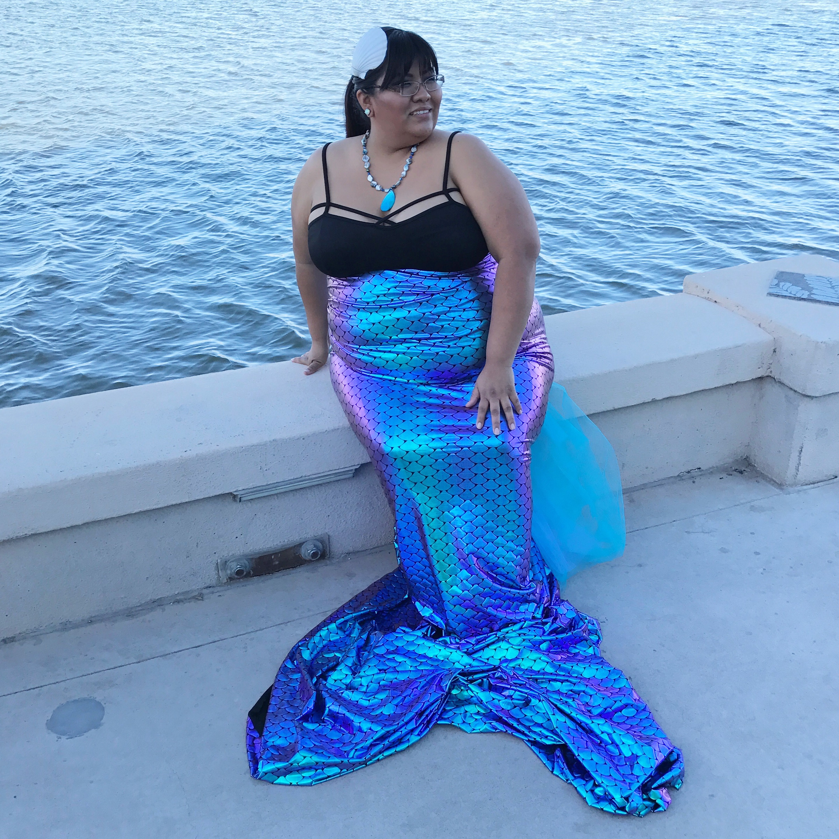 Halloween Mermaid
