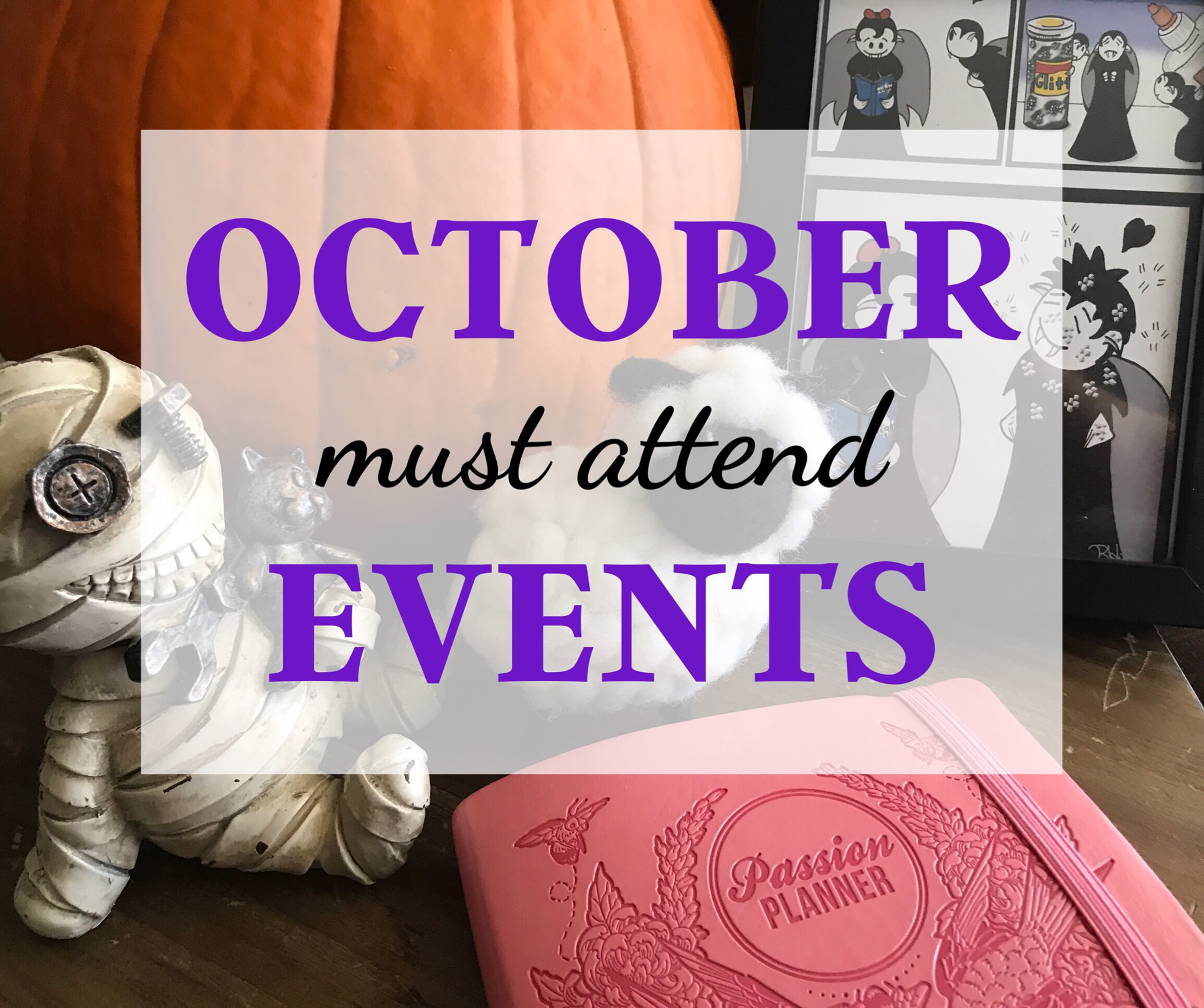 Redstreak Girl 5 Must Attend Events In October