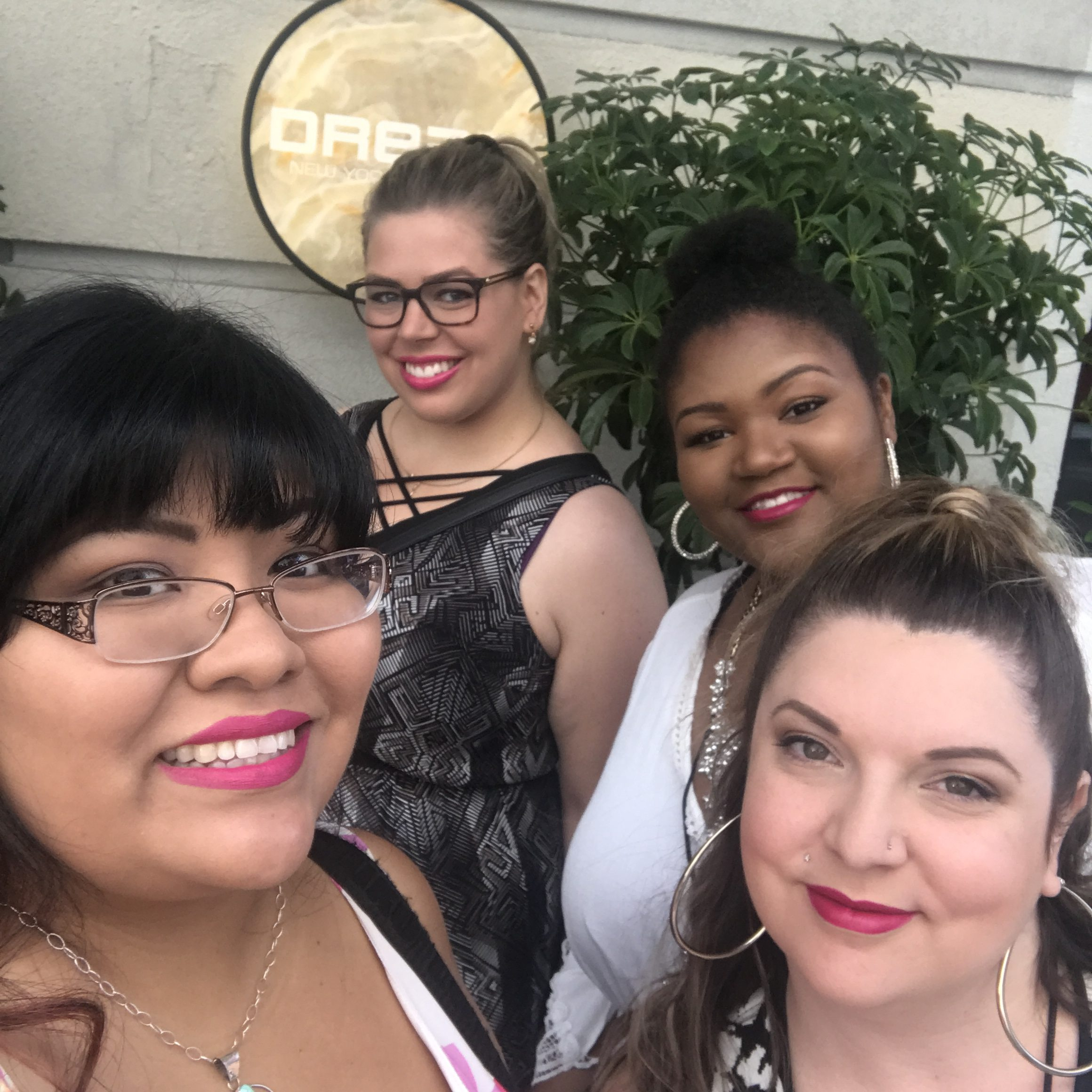 thecurvycon 2017 VIP brunch
