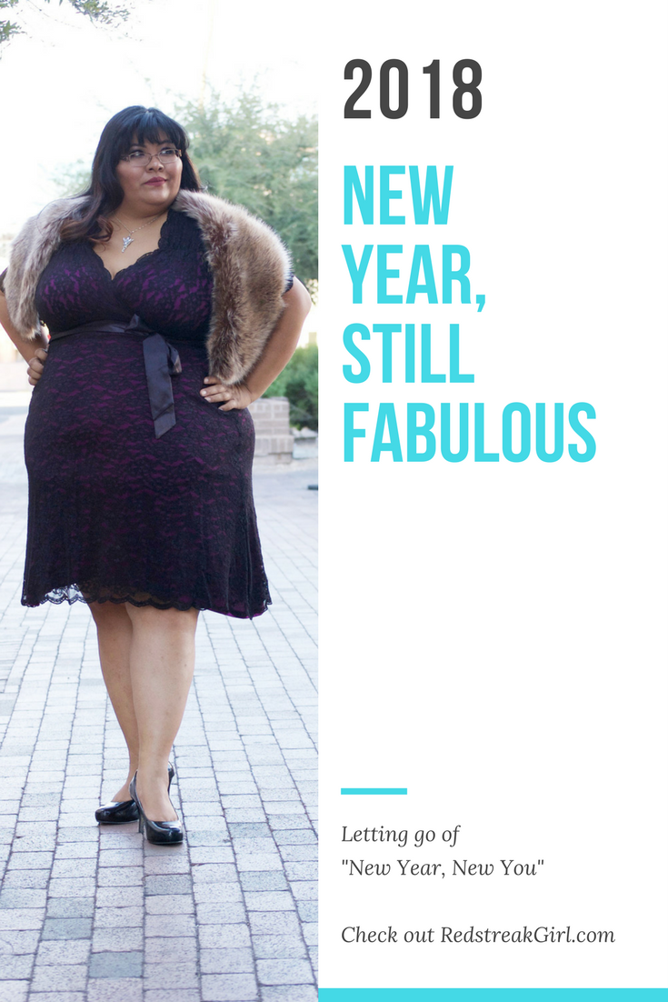 2018 New Year, Still Fabulous
