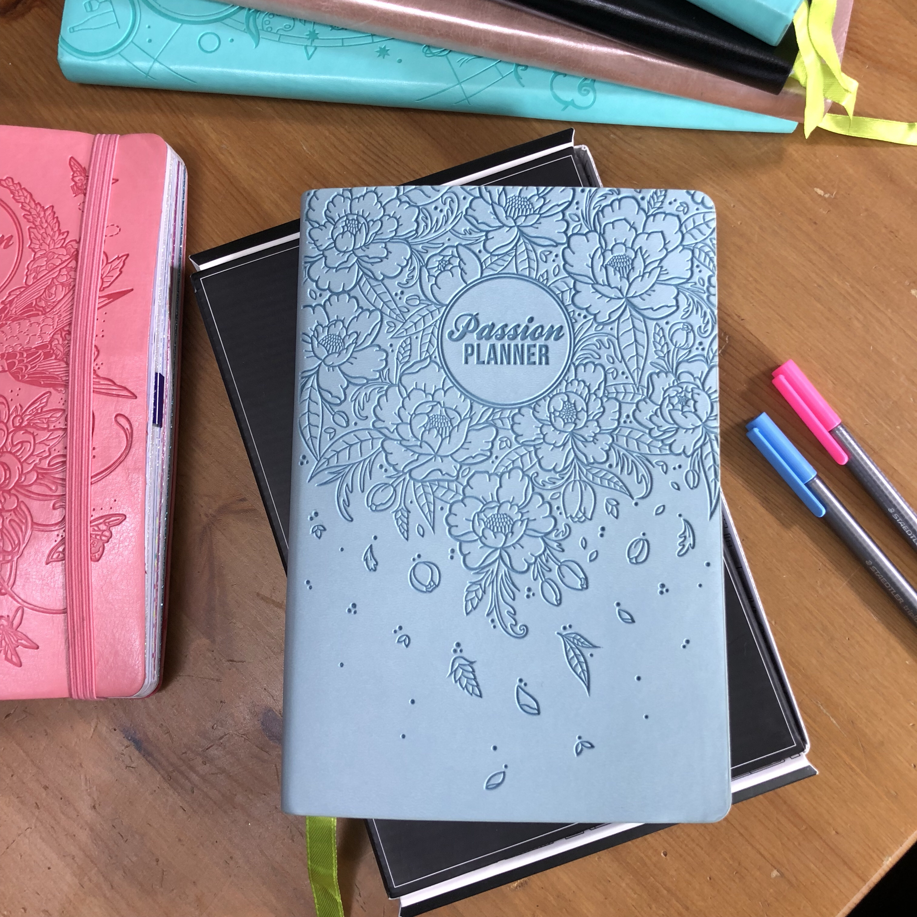 It's just an image of Passion Planner Printable within spiral bound